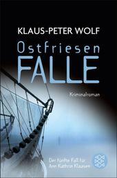 Ostfriesenfalle - Kriminalroman