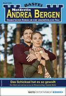 Isabelle Winter: Notärztin Andrea Bergen 1342 - Arztroman