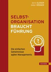 Selbstorganisation braucht Führung - Die einfachen Geheimnisse agilen Managements
