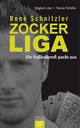 René Schnitzler. Zockerliga - Ein Fußballprofi packt aus