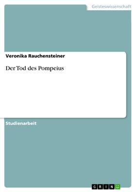 Der Tod des Pompeius