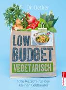 Dr. Oetker: Low Budget Vegetarisch ★★