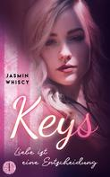 Jasmin Whiscy: Keys