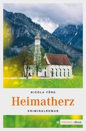 Heimatherz - Kriminalroman