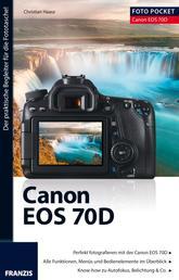 Foto Pocket Canon EOS 70D - Der praktische Begleiter für die Fototasche!