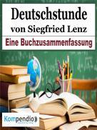 Alessandro Dallmann: Deutschstunde von Siegfried Lenz ★★★★