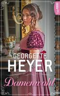 Georgette Heyer: Damenwahl ★★★★