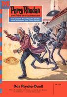 William Voltz: Perry Rhodan 124: Das Psycho-Duell ★★★★★