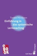 Torsten Nicolaisen: Einführung in das systemische Lerncoaching