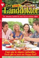 Tessa Hofreiter: Der neue Landdoktor 18 – Arztroman ★★★★★