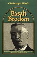 Christoph Kloft: Basaltbrocken
