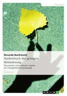 Riccardo Bonfranchi: Studienbuch der geistigen Behinderung