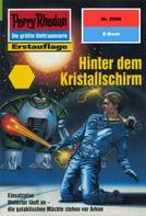 Rainer Castor: Perry Rhodan 2098: Hinter dem Kristallschirm ★★★★★