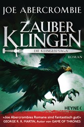 Zauberklingen - Die Klingen-Saga - Roman
