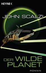 Der wilde Planet - Roman