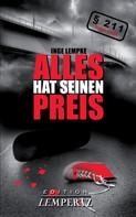 Inge Lempke: Alles hat seinen Preis ★★★★