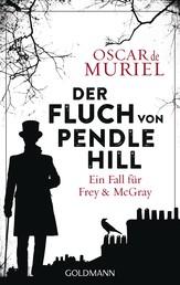 Der Fluch von Pendle Hill - Ein Fall für Frey und McGray 2