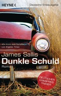 James Sallis: Dunkle Schuld ★★★★
