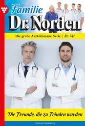 Familie Dr. Norden 741 – Arztroman - Die Freunde, die zu Feinden wurden