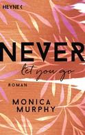 Monica Murphy: Never Let You Go ★★★★★