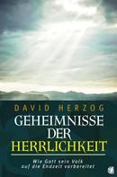 David Herzog: Geheimnisse der Herrlichkeit ★★★★★