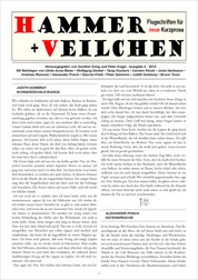 Hammer + Veilchen Nr. 2 - Flugschriften für neue Kurzprosa