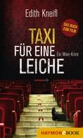 Edith Kneifl: Taxi für eine Leiche ★★★