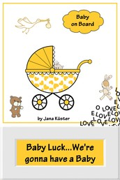 Baby Luck...We're gonna have a Baby - All about pregnancy, birth, breastfeeding, hospital bag, baby equipment and baby sleep! (Pregnancy guide for expectant parents)