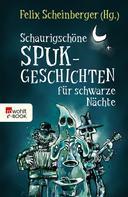 Felix Scheinberger: Schaurigschöne Spukgeschichten für schwarze Nächte ★★★★