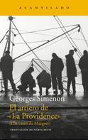 Georges Simenon: El arriero de «La Providence» ★★★