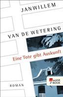 Janwillem van de Wetering: Eine Tote gibt Auskunft ★★★★