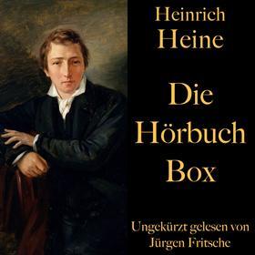 Heinrich Heine: Die Hörbuch Box