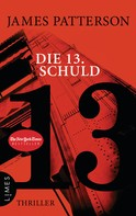 James Patterson: Die 13. Schuld ★★★★