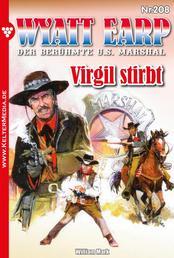 Wyatt Earp 208 – Western - Virgil stirbt