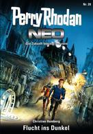 Christian Humberg: Perry Rhodan Neo 28: Flucht ins Dunkel ★★★