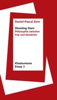 Daniel-Pascal Zorn: Shooting Stars