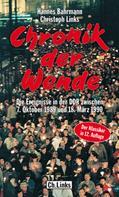 Hannes Bahrmann: Chronik der Wende ★★★