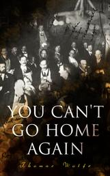 You Can't Go Home Again - A Tale of an Artist's Spiritual Journey