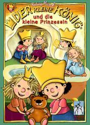 Der kleine König und die kleine Prinzessin - 3 Bilderbücher