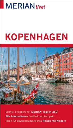 MERIAN live! Reiseführer Kopenhagen
