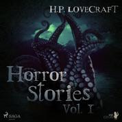 H. P. Lovecraft – Horror Stories Vol. I