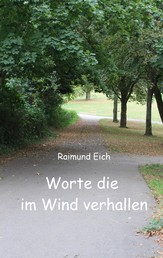 Worte die im Wind verhallen - Gedichtband