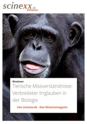 Tierische Missverständnisse - Verbreiteter Irrglauben in der Biologie