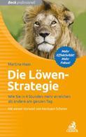 Martina Haas: Die Löwen-Strategie ★★★
