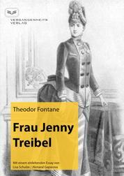 Frau Jenny Treibel - mit einem einleitenden Essay und Kommentaren