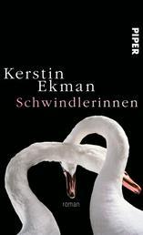 Schwindlerinnen - Roman