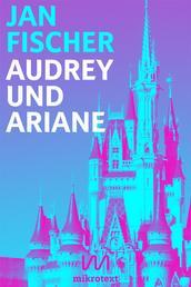 Audrey und Ariane - Disneyland-Vampirnovelle