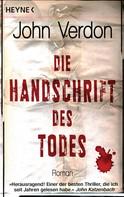 John Verdon: Die Handschrift des Todes ★★★★