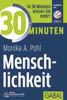 Monika A. Pohl: 30 Minuten Menschlichkeit