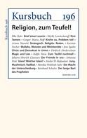 Armin Nassehi: Kursbuch 196